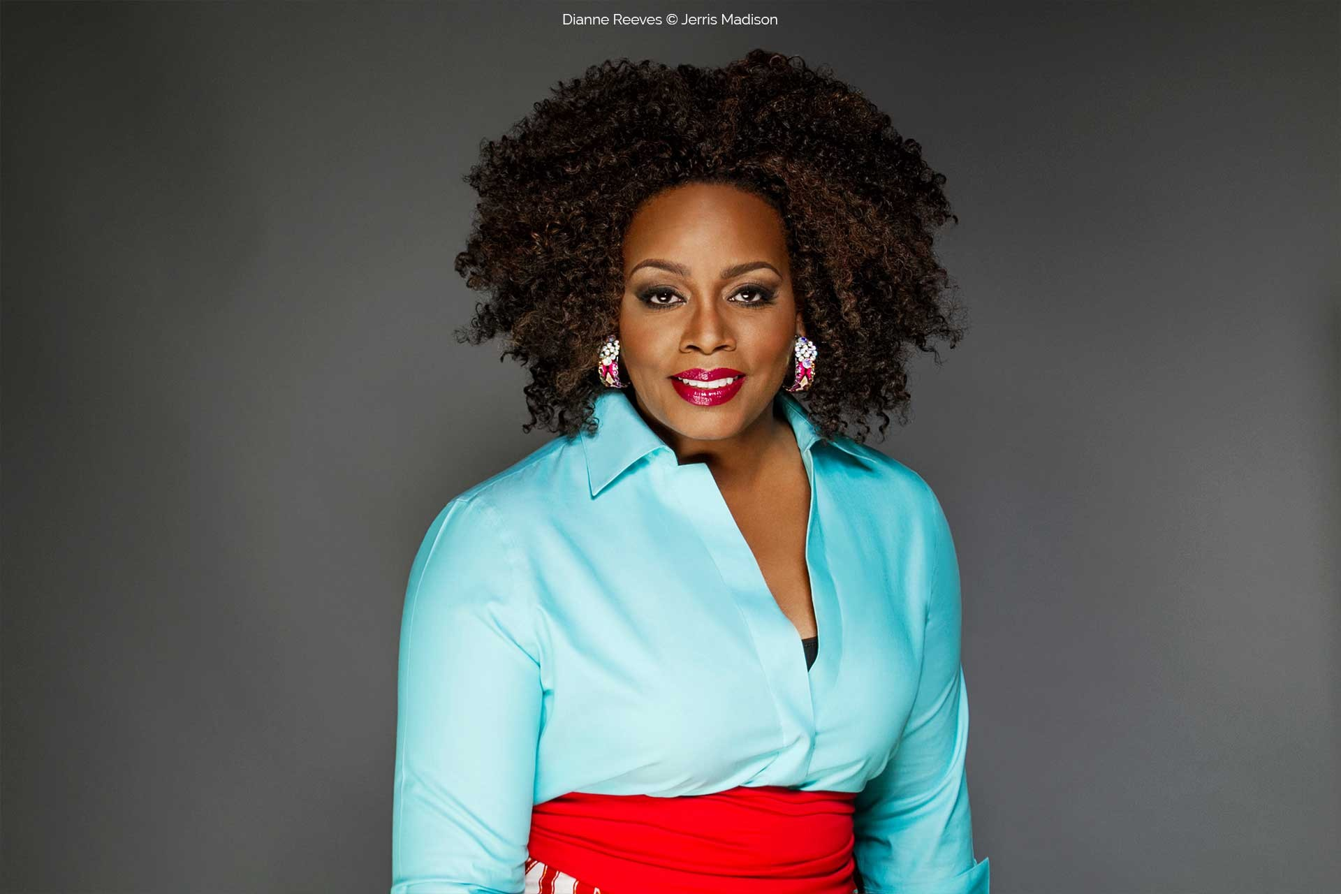 Dianne Reeves © Jerris Madison