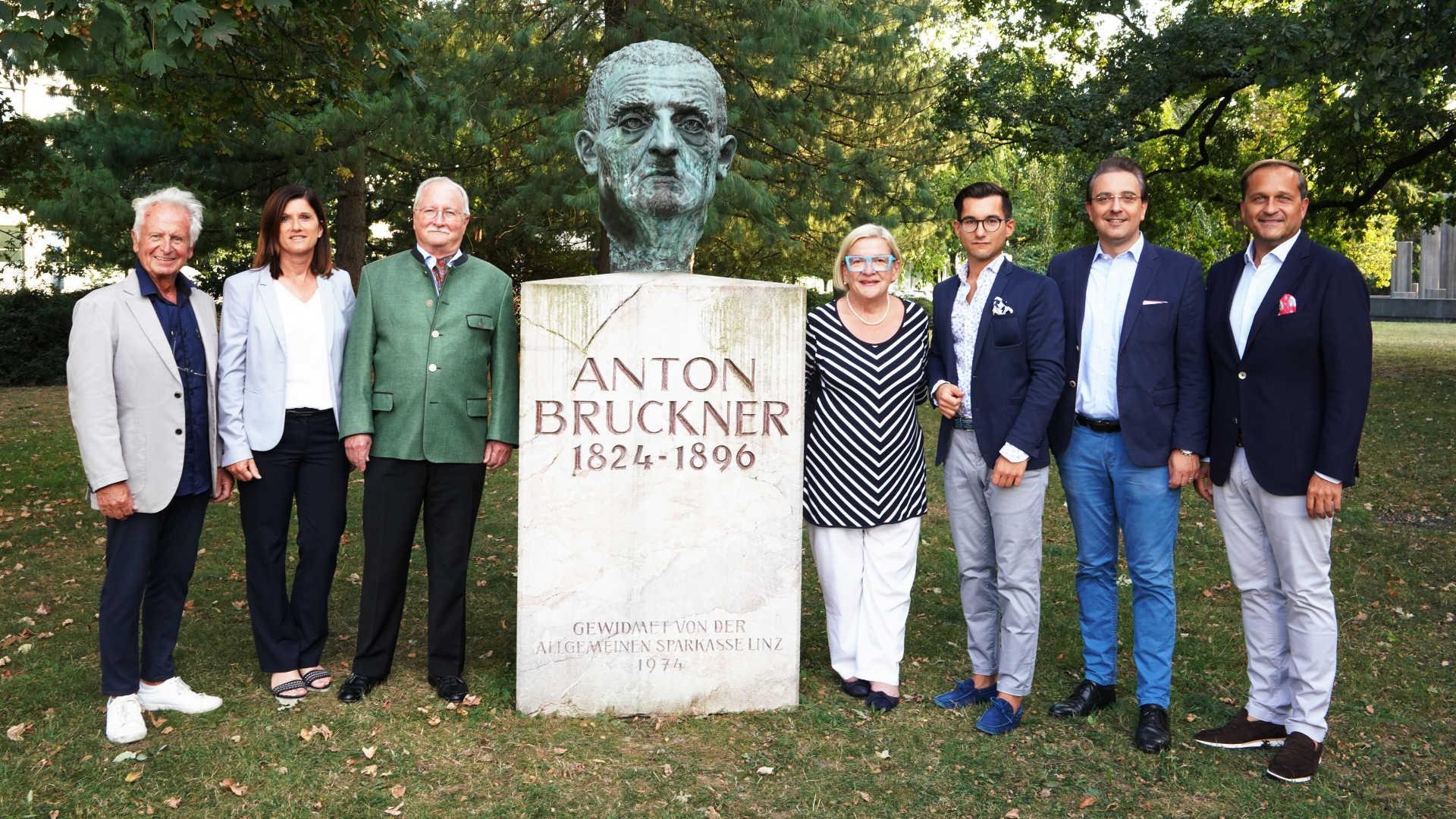 Vorstand Bruckners Beste © Reinhard Winkler