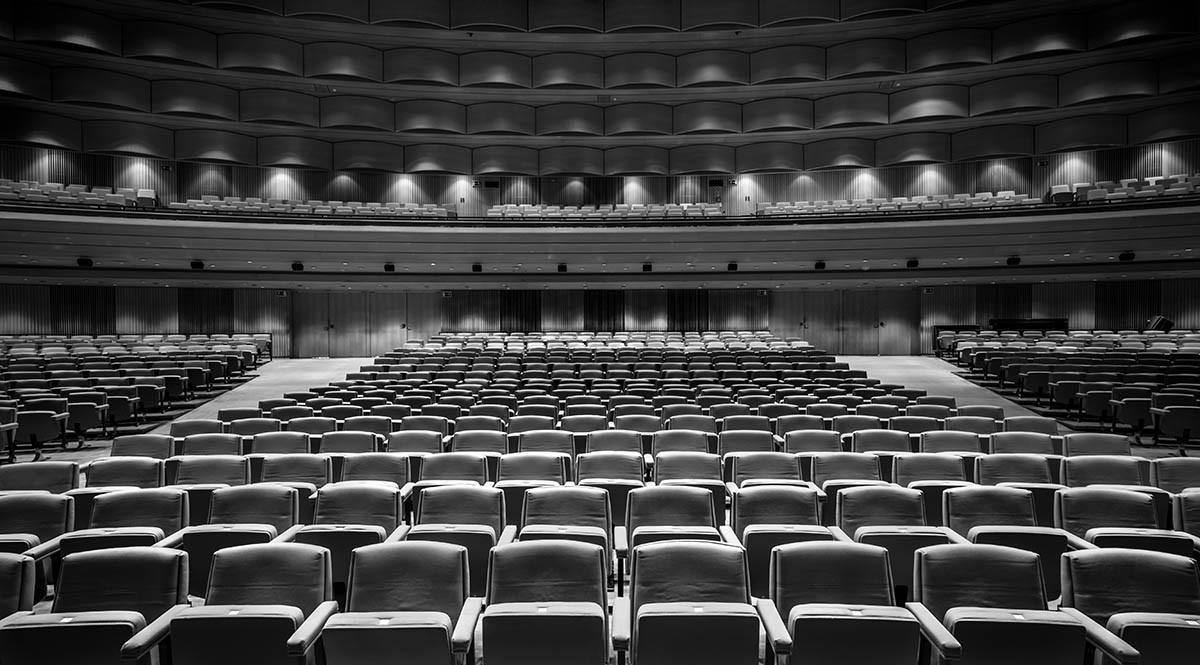 Großer Saal © Dieter Kühl