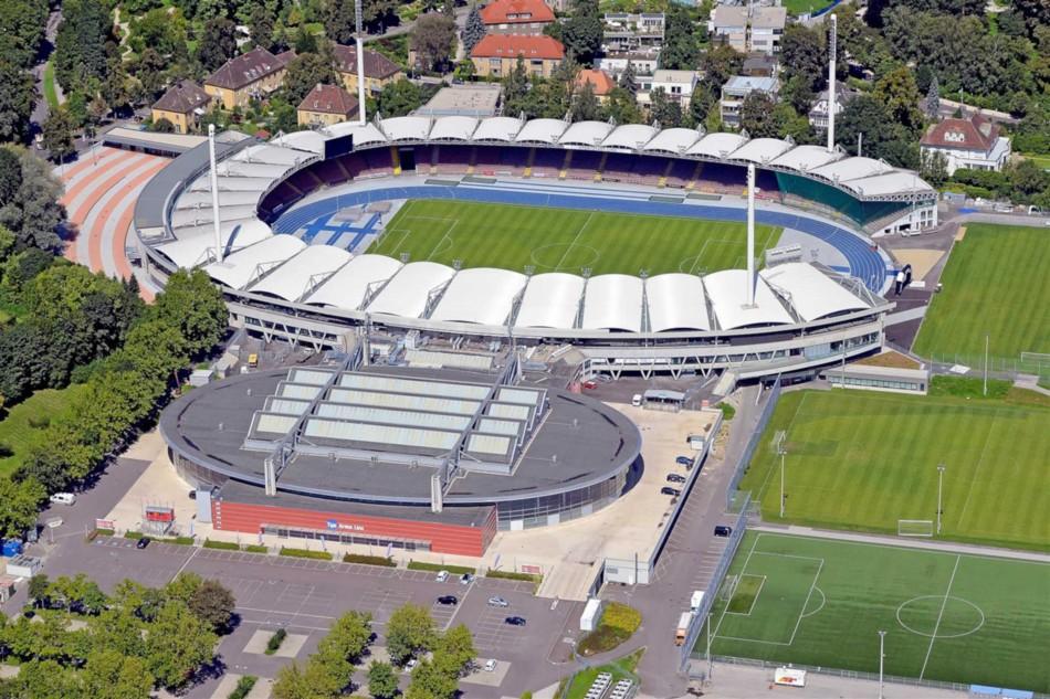 Stadion & TipsArena © Heimo Pertlwieser