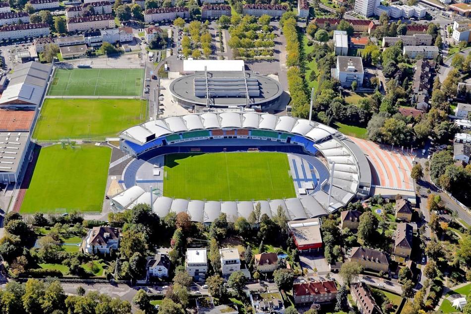 Stadion der Stadt Linz © ILG Stadt Linz