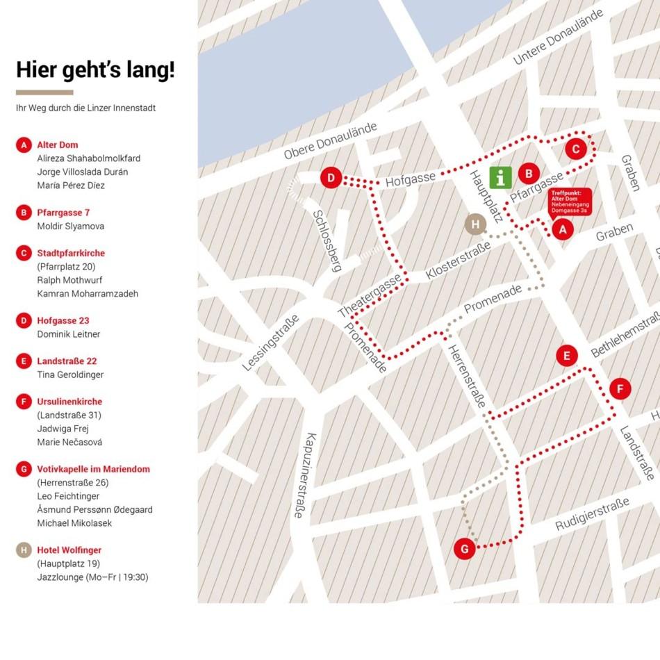 Rewriting Rott Stadtplan © LIVA