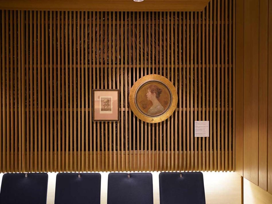 Ausstellung Esslinger © Reinhard Winkler