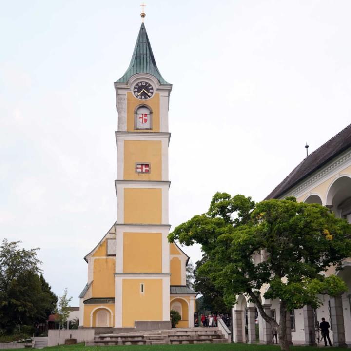 Pfarrkirche Ansfelden © Reinhard Winkler