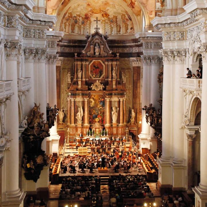 Stiftsbasilika St. Florian © Stift St. Florian