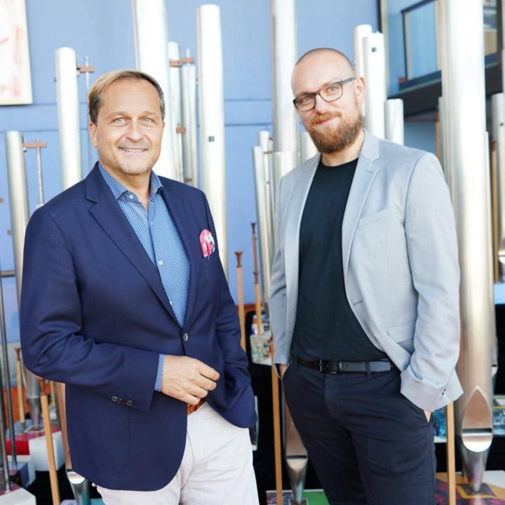 Mag. Dietmar Kerschbaum & Thomas Kurz © Reinhard Winkler