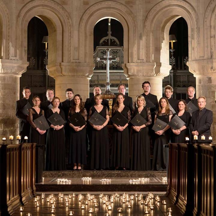 Tenebrae Choir © Chris O'Donovan
