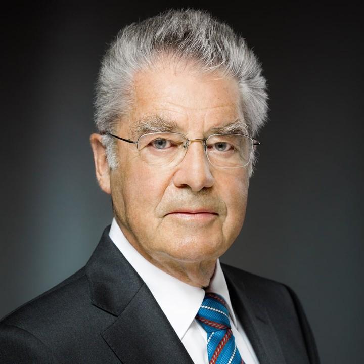 Festredner Dr. Heinz Fischer