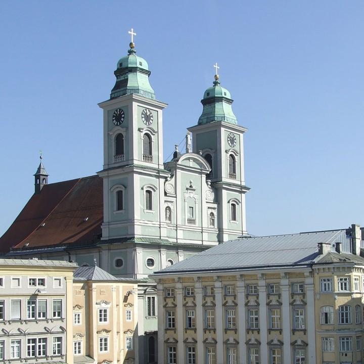 Alter Dom © Jesuiten Linz