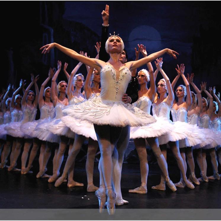 Klassisches Russisches Ballett © Timur Kinzikeev