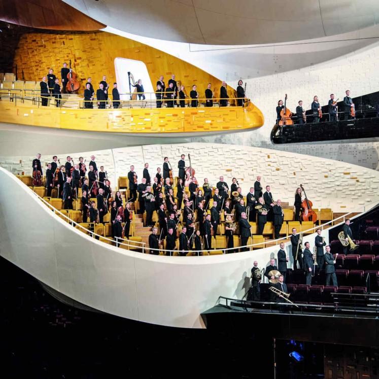 MediaSlider - Orchestre de Paris