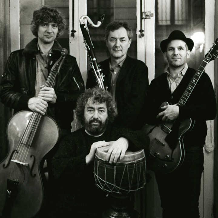 MediaSlider - Denis Colin Quartet