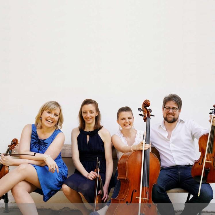 Atalante Quartett © Reinhard Winkler