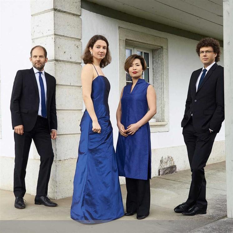 Amaryllis Quartett © Tobias Wirth