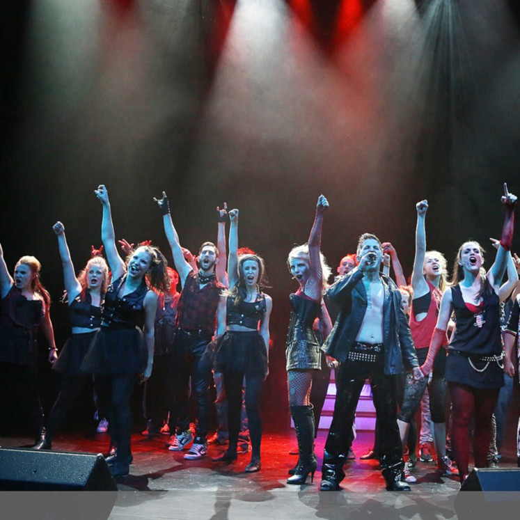 Musical-Theatre Academy © Andreas Wenter