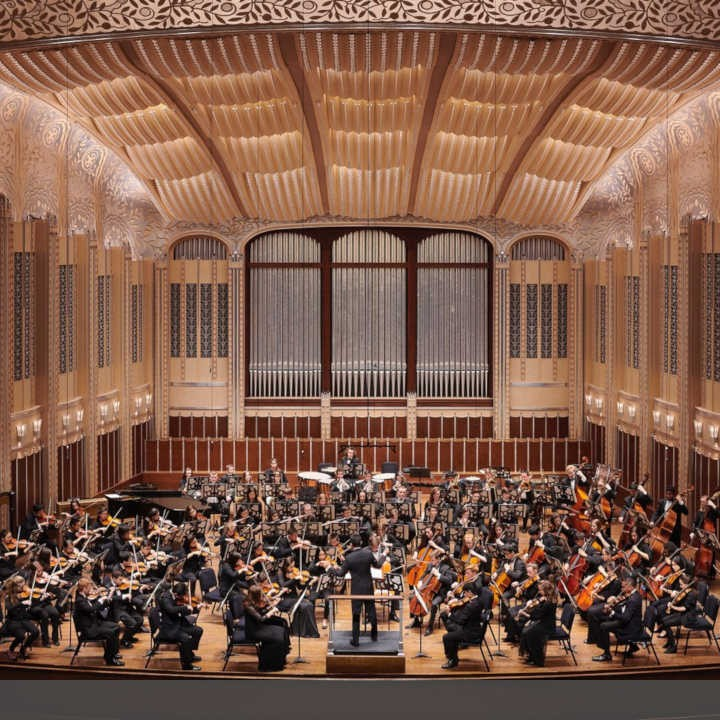 Cleveland Orchestra Youth Orchestra © Roger Mastroianni