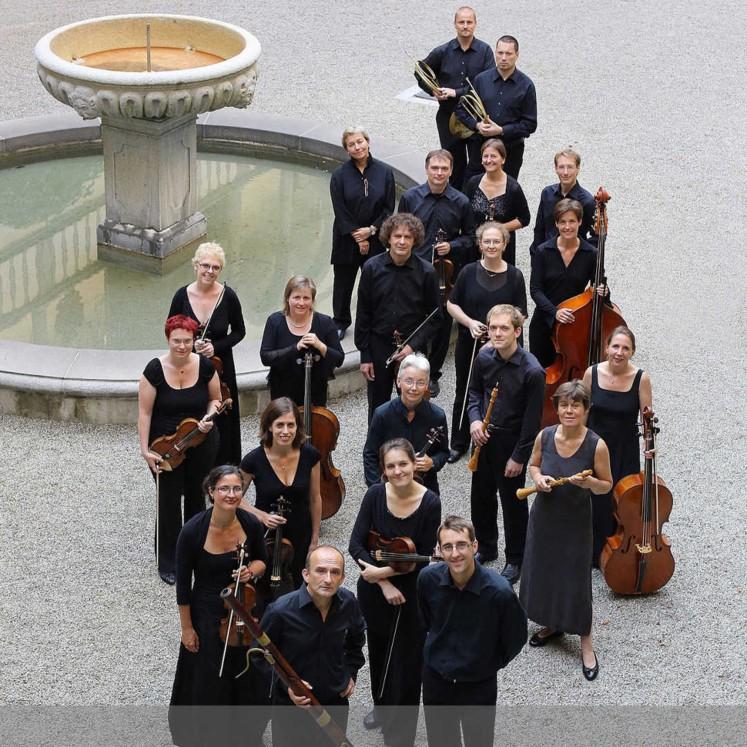 L'Orfeo Barockorchester © Reinhard Winkler