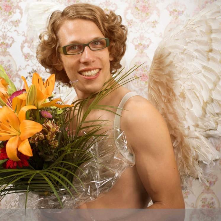 Blonder Engel © Weiler Shows