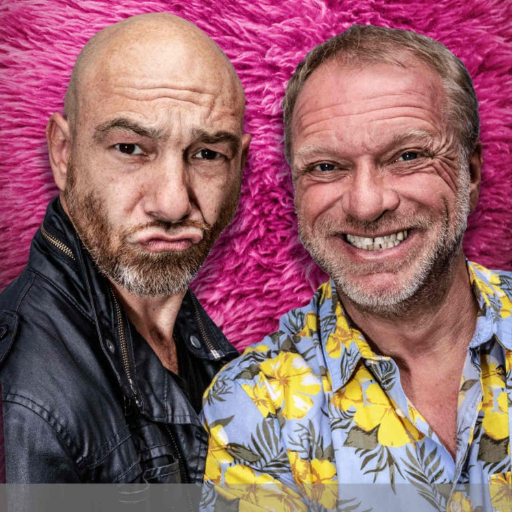 Reinhard Nowak & Roman Gregory © Leo Bauer