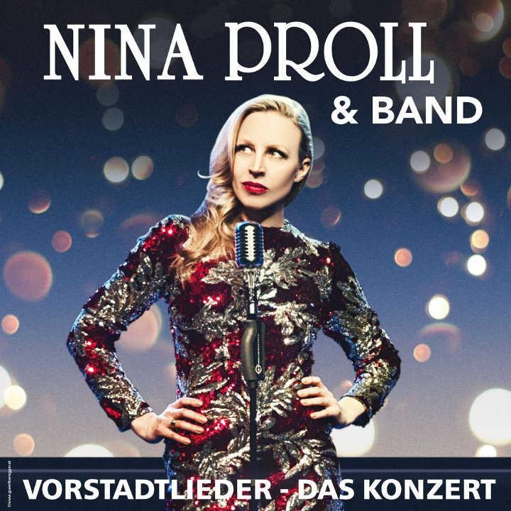 Nina Proll – Vorstadtlieder © Günther Egger