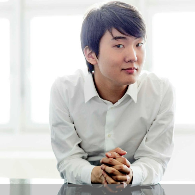 Seong-Jin Cho © Harald Hoffmann/DG