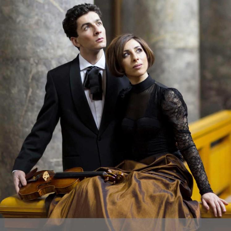 Sergey & Lusine Khachatryan © Marco Borggreve