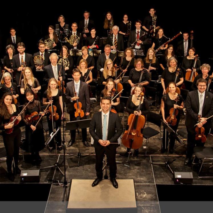 Uni Orchester der JKU © Sebastian Poltschak