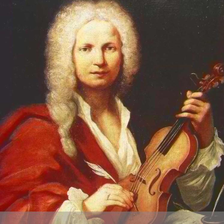 Antonio Vivaldi © Gemeinfrei