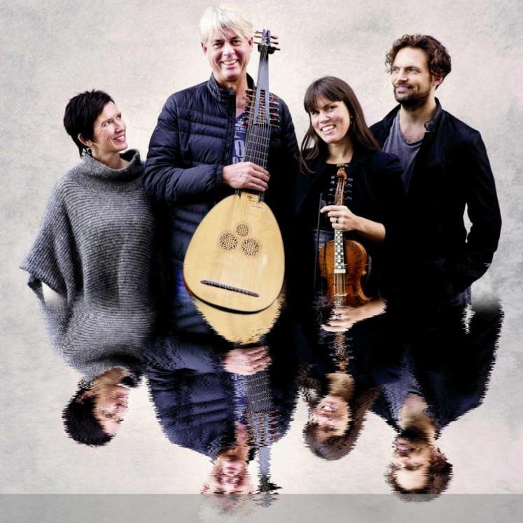 Maurseth-Opheim-Quartett © Paal Audestad