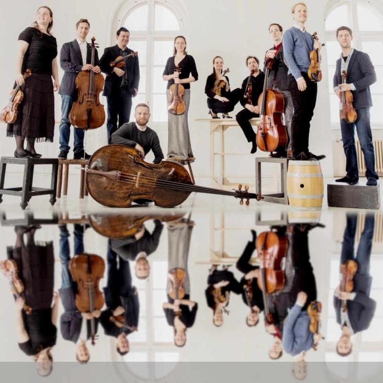Neue Wiener Solisten © Julia Wesley