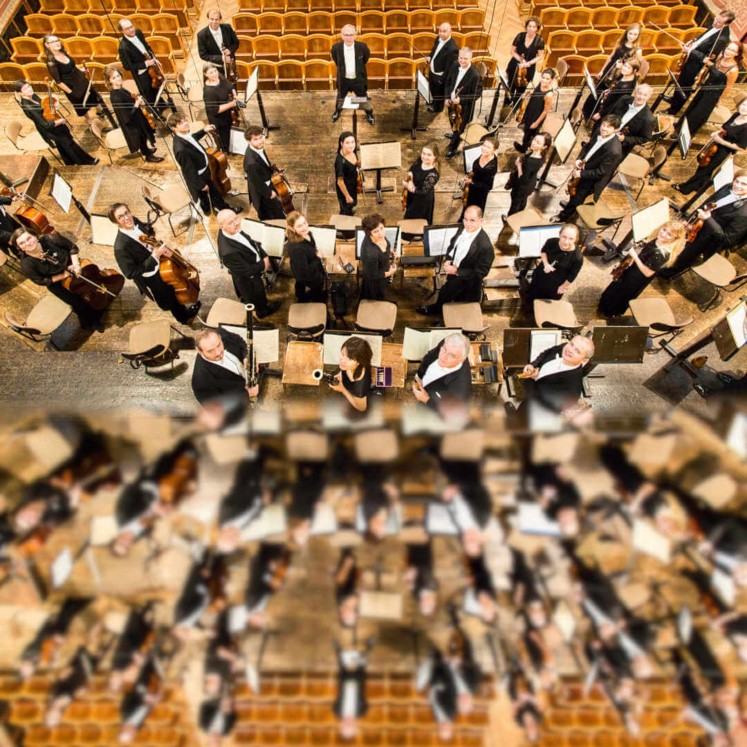 MediaSlider - Orchester Wiener Akademie
