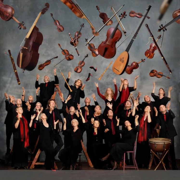 Akademie für alte Musik © Uwe Arens