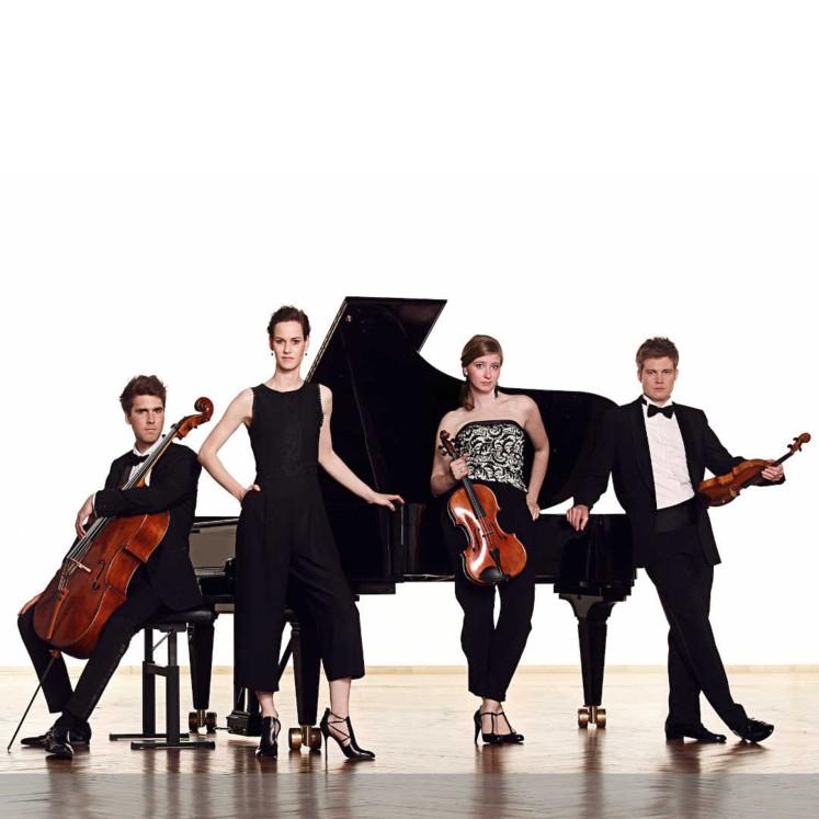 Notos Quartett © Uwe Arens