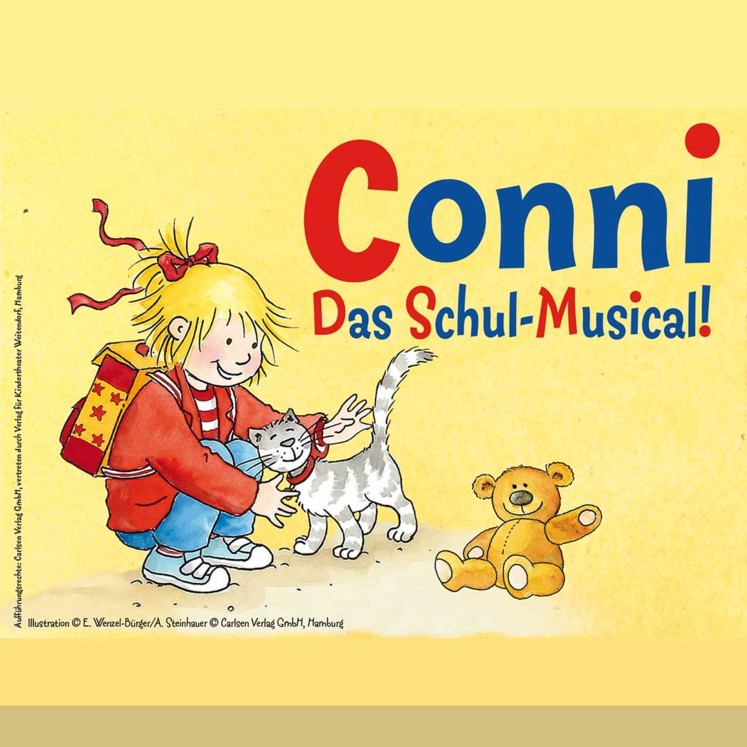 Conni © Cocomico Theater, Inh. Gödde