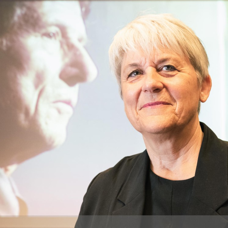Lisbeth Bischoff - Udo Jürgens PK Portrait © Matthias Köstler