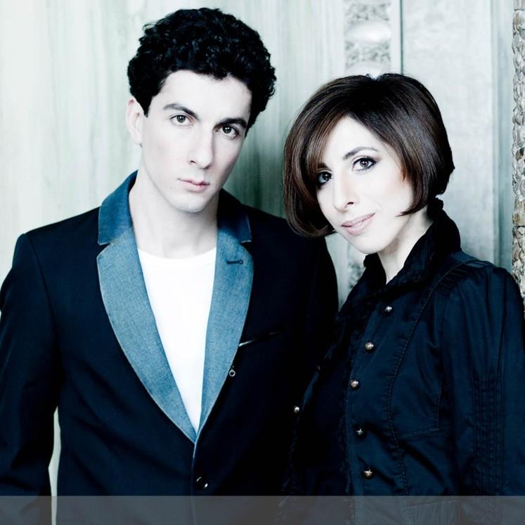 Sergey & Lusine Khachatryan ©Marco_Borggreve
