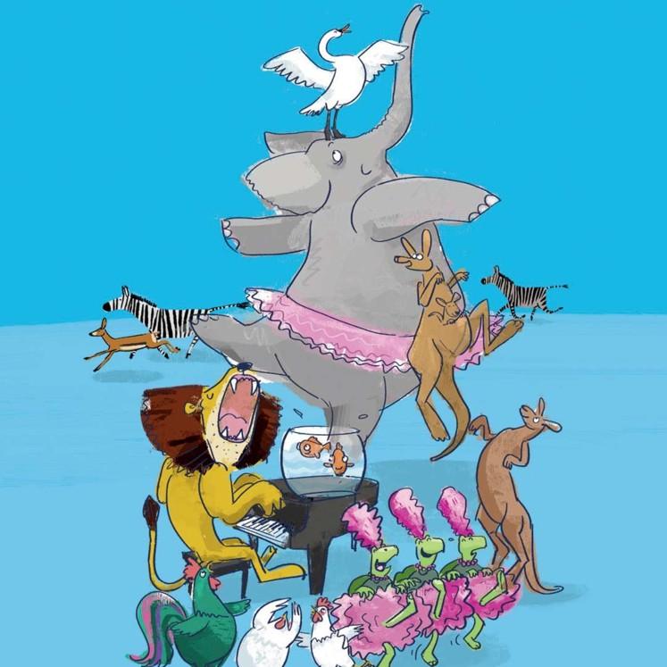 Karneval der Tiere ©Sonja Gugel