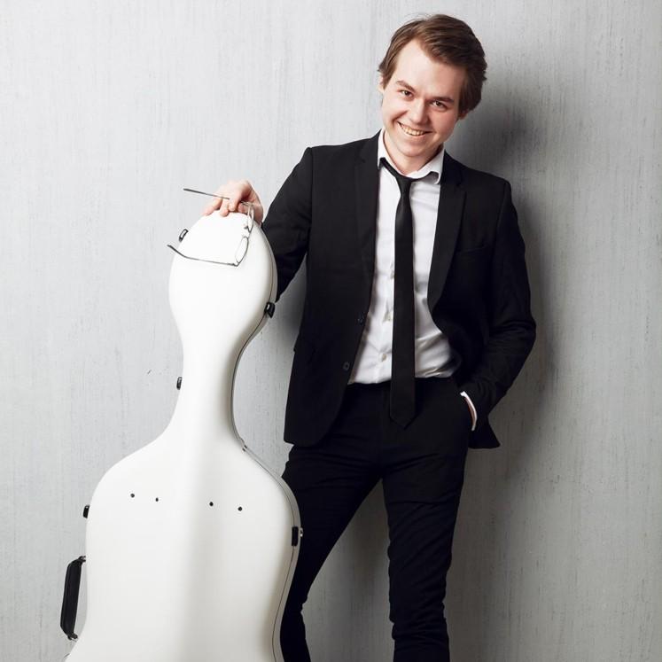 Vasiliy Stepanov ©Haus der Musik St. Petersburg
