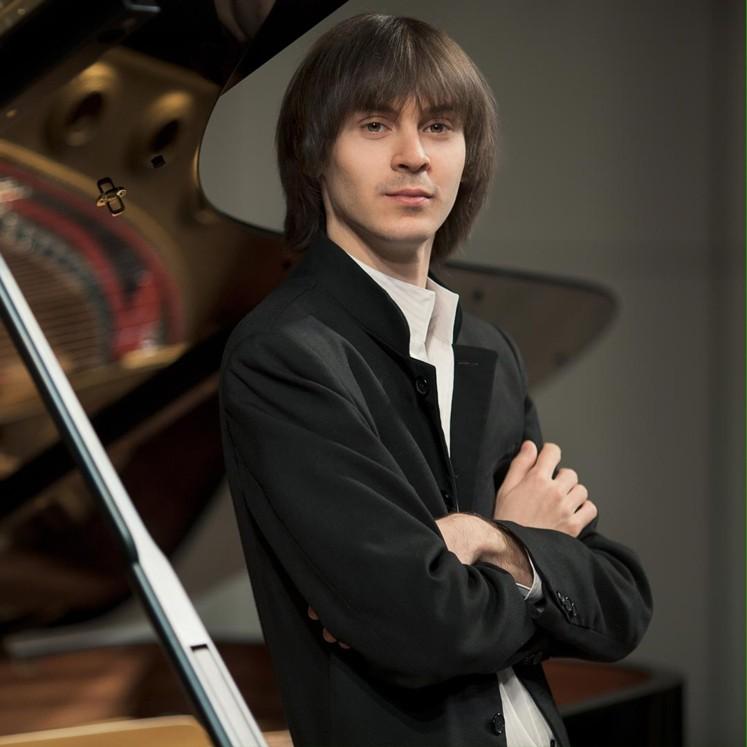 Philipp Kopachevskiy ©Haus der Musik St. Petersburg