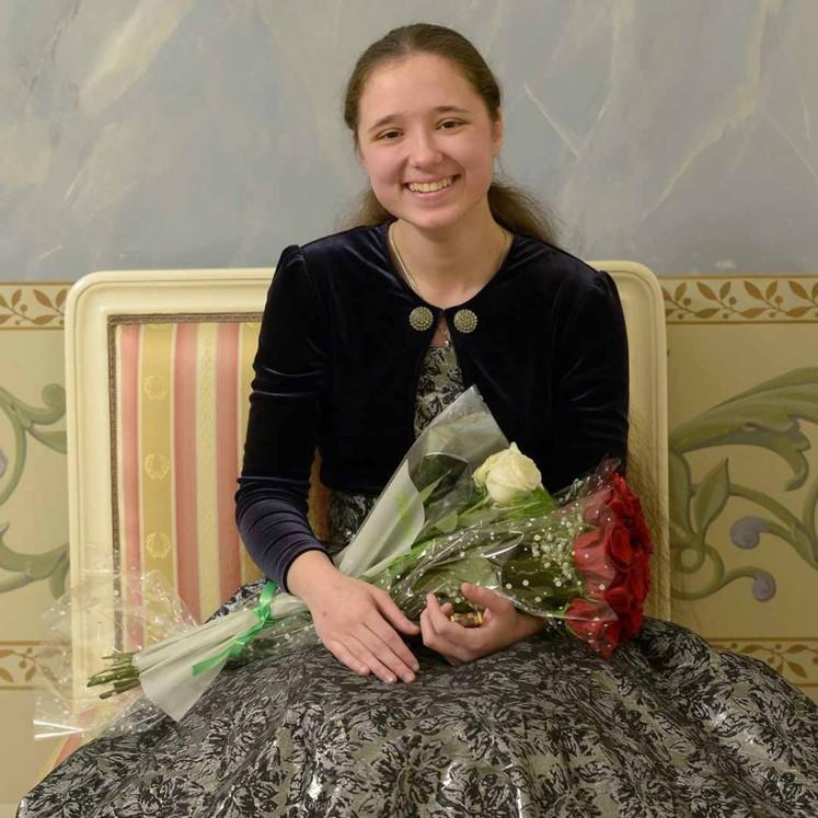 Elizaveta Ukrainskaya ©Haus der Musik St. Petersburg