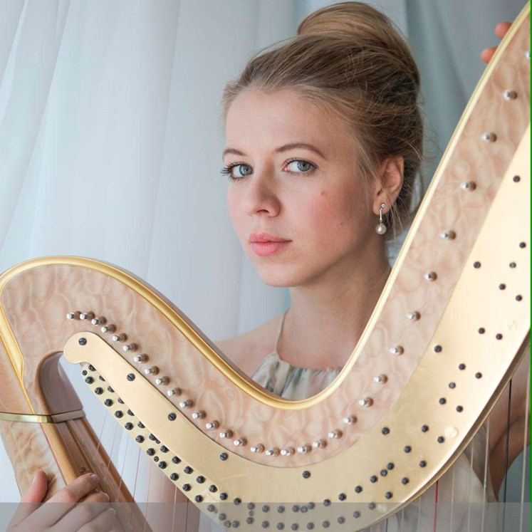 Oksana Sidyagina ©Haus der Musik St. Petersburg