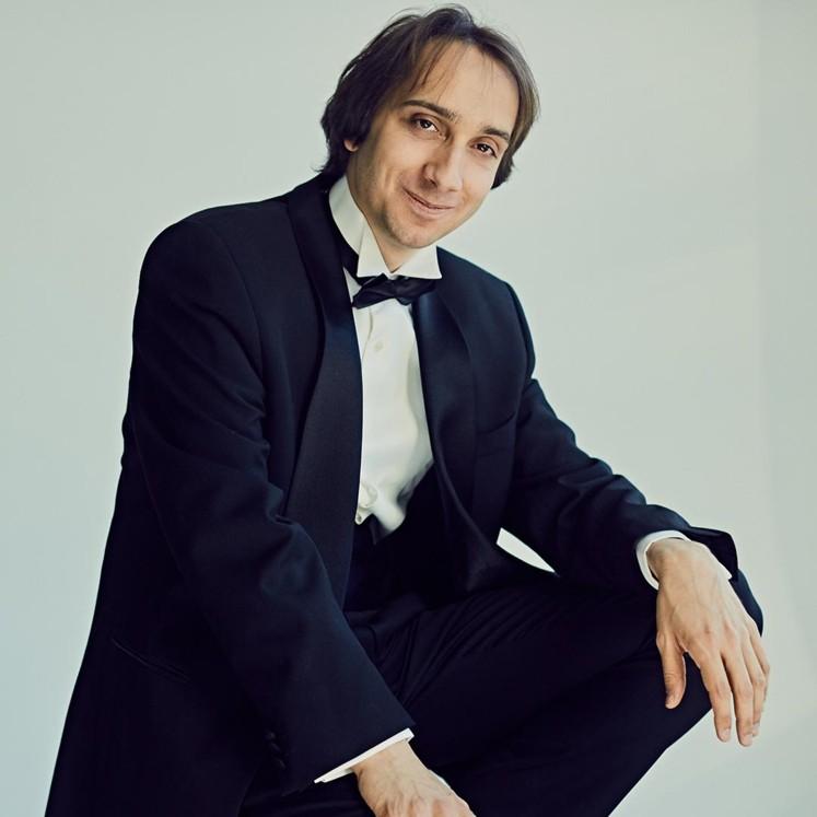 Miroslav Kultyshev ©Haus der Musik St. Petersburg