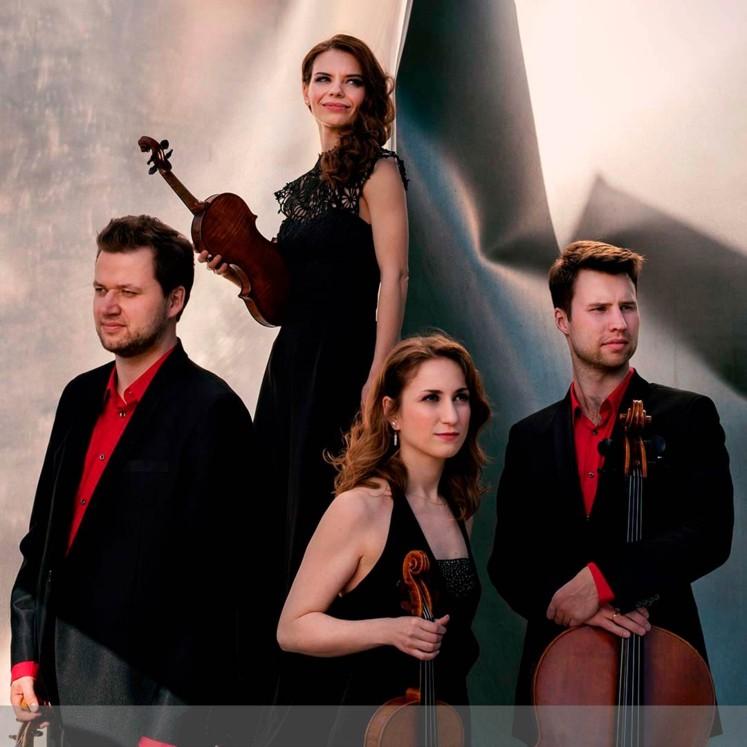 Armida Quartett ©Felix Broede