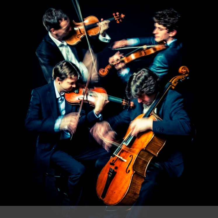 Bennewitz Quartett ©Pavel Ovsik