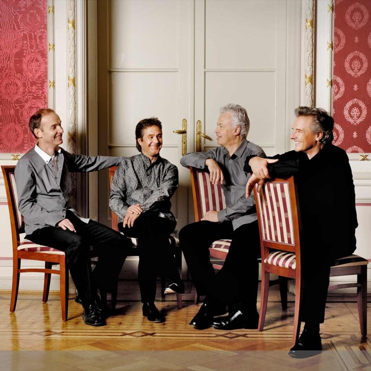 Auryn Quartett ©Manfred Esser