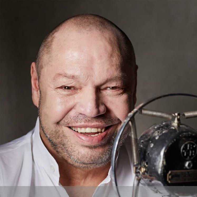 Thomas Quasthoff © Gregor Hohenberg/Sony Music Entertainment