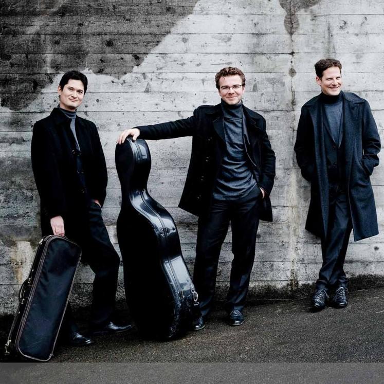 Oliver Schnyder Trio © Marco Borggreve