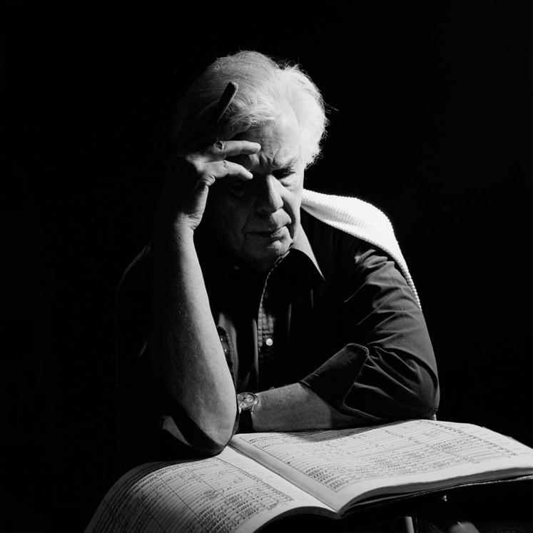 Christoph von Dohnanyi © Fotostudio Heinrich