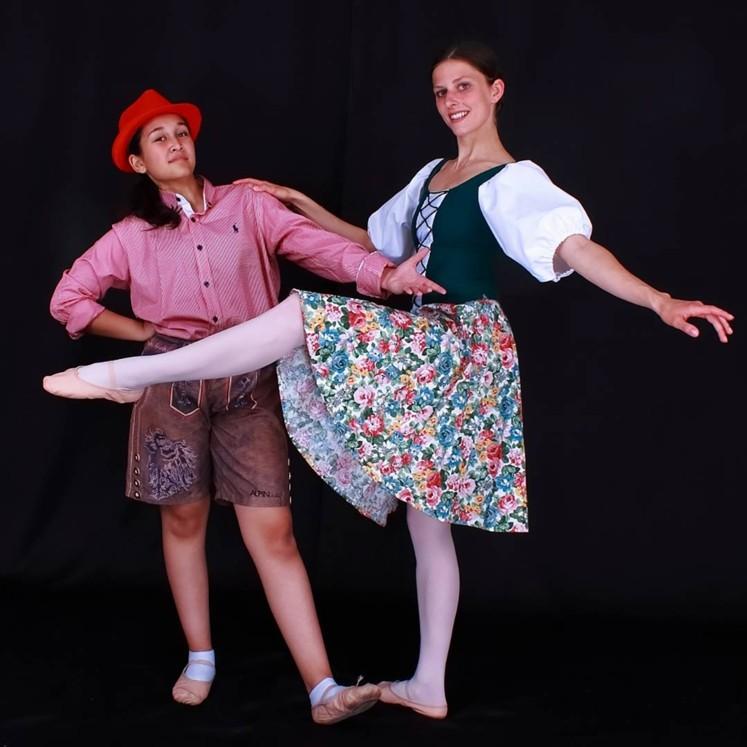 Heidi © 1. Linzer Ballettschule