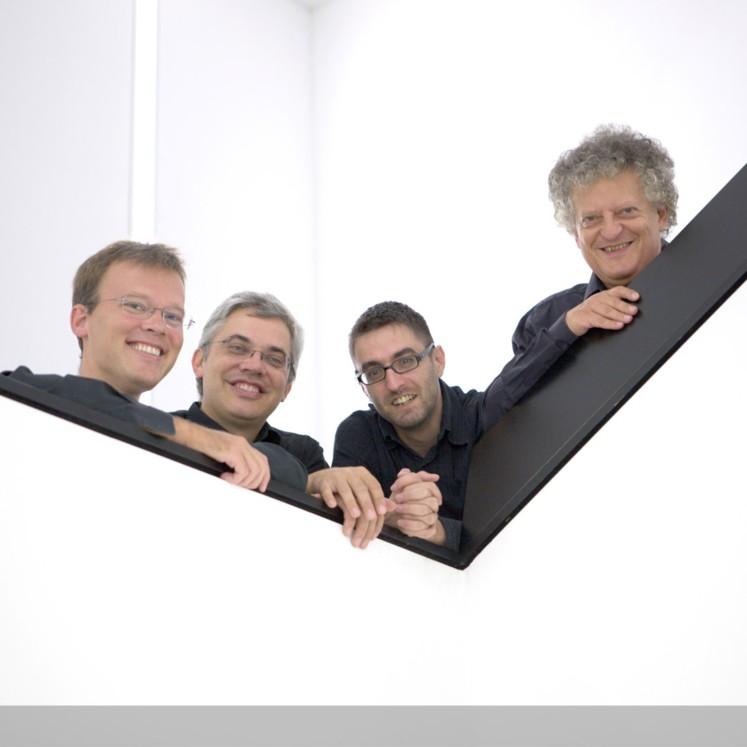 Arditti Quartet © Astrid Karger